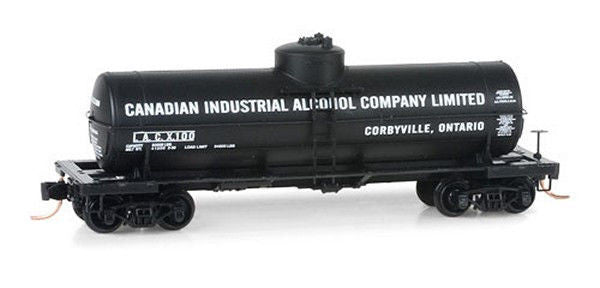 N 39' 1-Dome Tank Car ACX