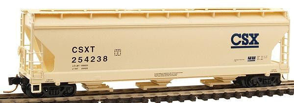 N 3-Bay ACF Hopper CSX