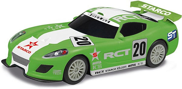 GT Lightning Green w Decals - C3473