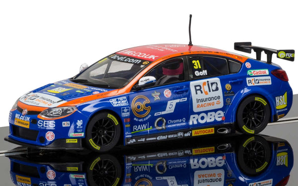 BTCC MG6 - Jack Goff, Brands Hatch 2015