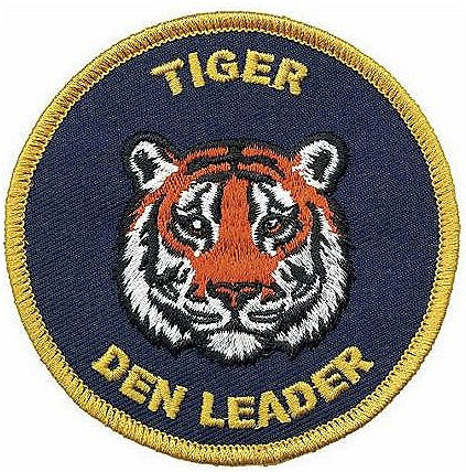 Tiger Den Leader Patch '15