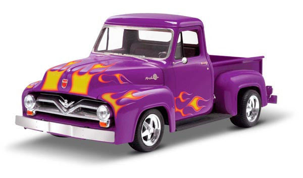 1:24 '55 Ford F-100