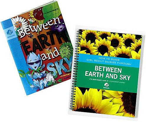 Daisy Guide Earth Bk Set