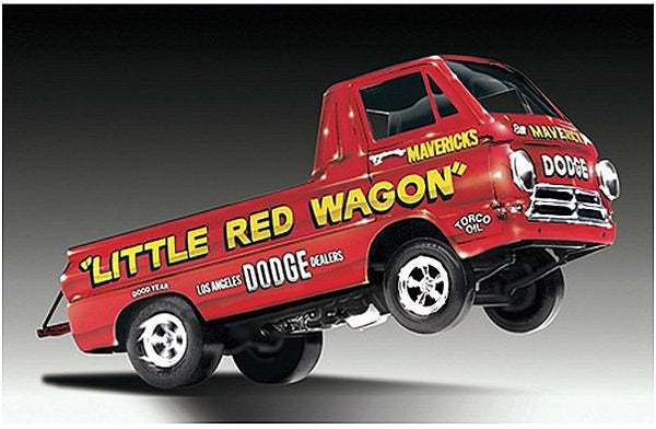 1:25 Dodge Little Red Wagon