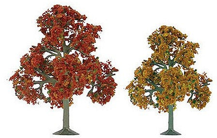 "Decidous Fall Trees 3.5-4"" (4)"