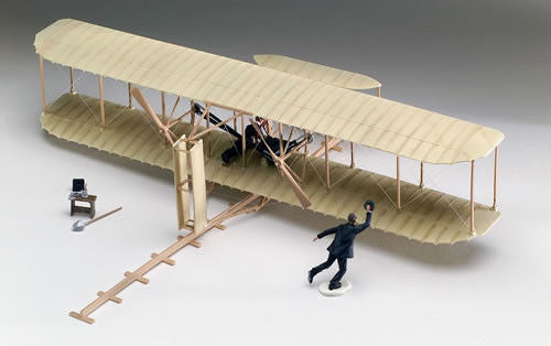 1:39 Wright Flyer