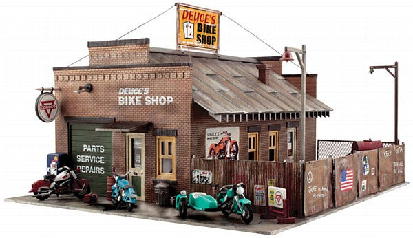 O Deuce's Bike Shop