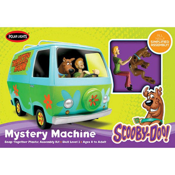 1:25 Mystery Machine Snap