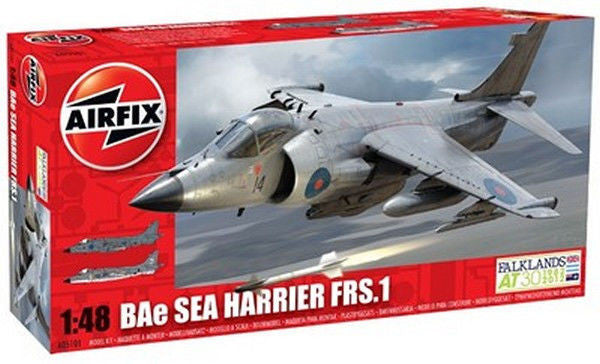 1:48 UK BAe Sea Harrier FRS-1 -  A05101
