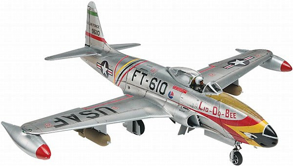 1:48 USA F-80 Shooting Star