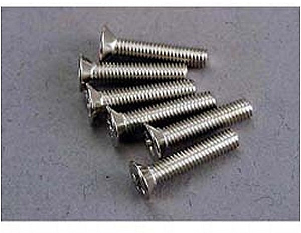 3 x 15mm Countersunk screws