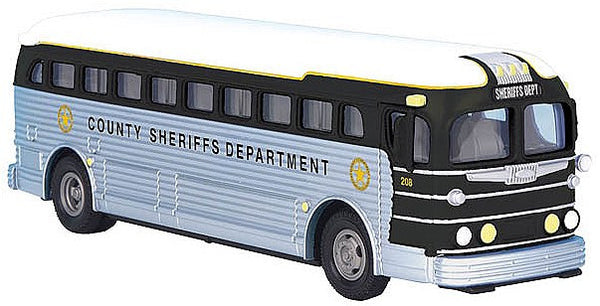 O Die-Cast Greyhound Bus Sheri