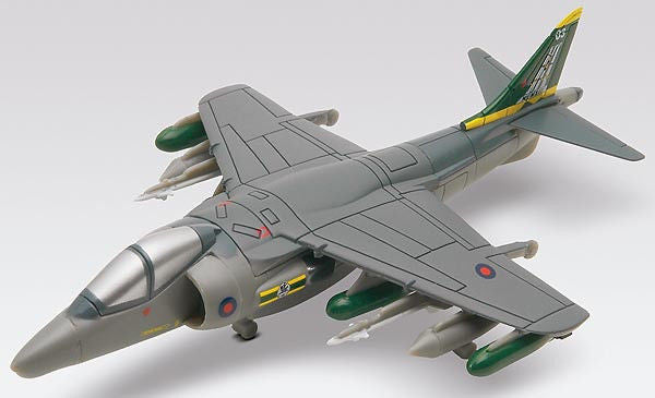 1:100 UK Harrier GR7 Snap