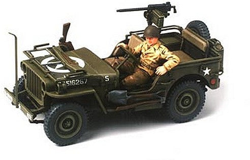 1:35 USA Jeep Willys MB 1/4Ton