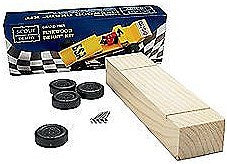 Pinewood Derby Car Kit