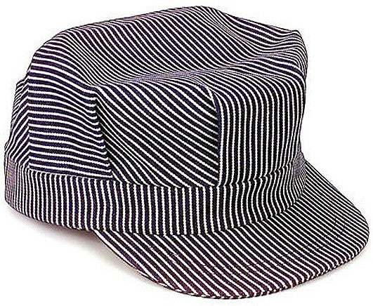 Blue Engineer Cap Adult Size