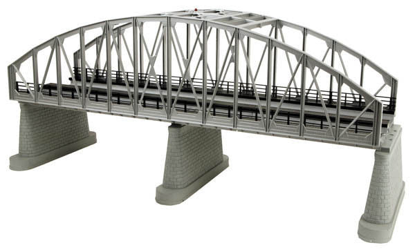O 2-Track Steel Arch Bridge