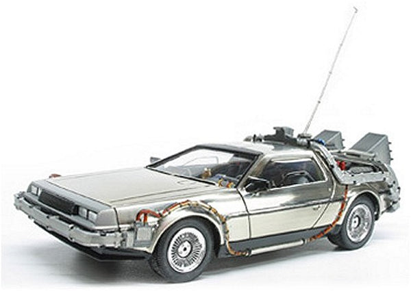 1:25 Back To The Future DMC Sn