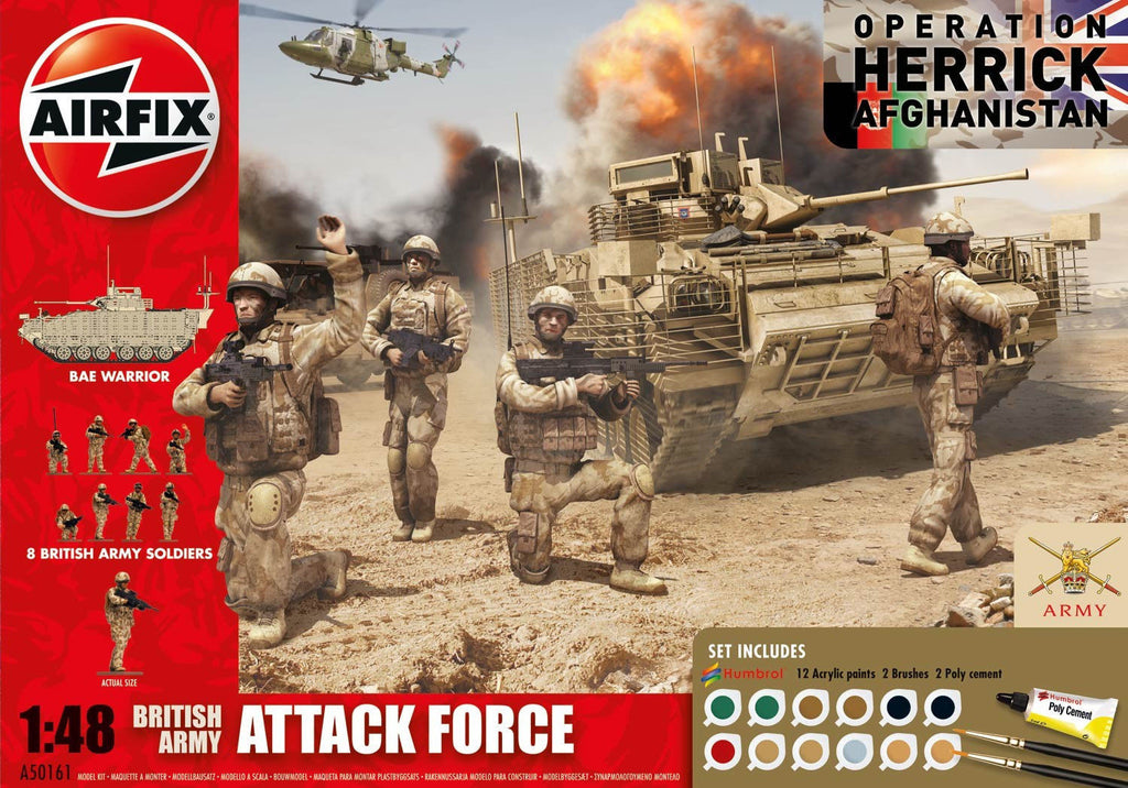 1:48 British Attack Force -  A50161