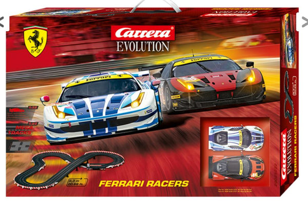 1:32 Carrera Evolution Ferrari Racers - 20025222