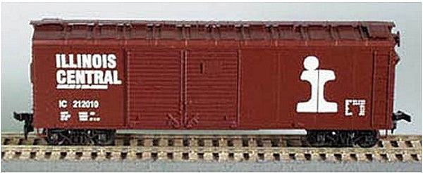 HO 40' DD Boxcar IC Kit