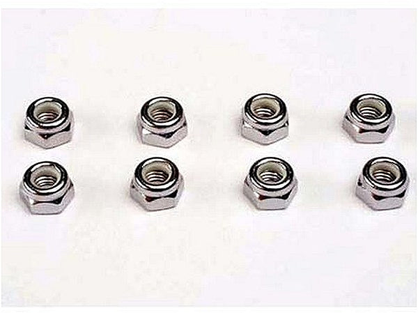 5mm Nylon locking nuts