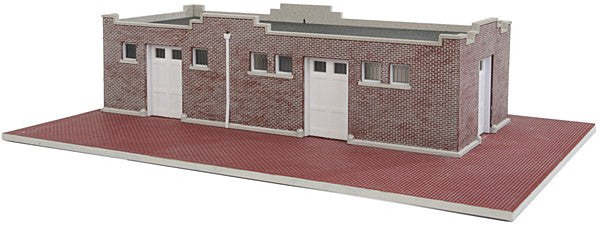 HO Brick Mission Freight Kit