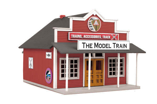 O Country Model Train Store