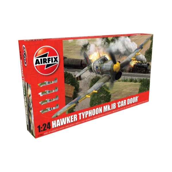1:24 Hawker Typhoon 1B - Car Door