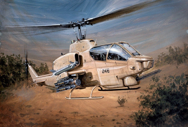 1:48 USA AH-1W Super Cobra