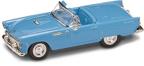 1:43 '55 Ford T-Bird Blue