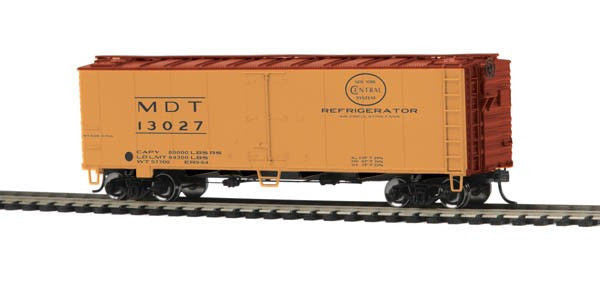 HO 40' Steel Reefer MDT