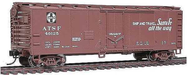 HO 40' Plug Door Boxcar SF