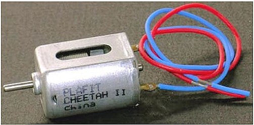 """Cheetah II"" Mabuchi Can Motor"