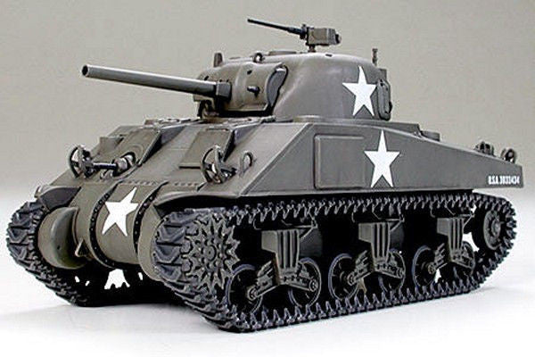1:48 USA M4 Sherman Tank
