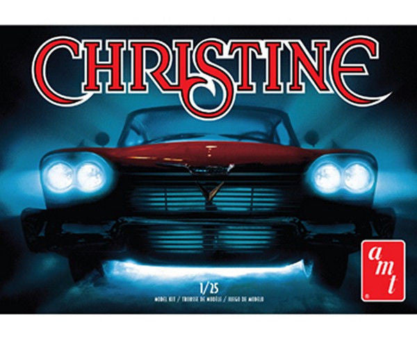 "1:25 '58 Plymouth ""Christine"""