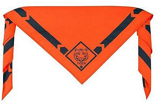 Tiger Neckerchief  '15