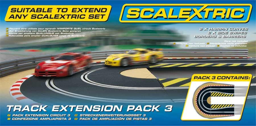 Track Extension Pack 3 - C8512