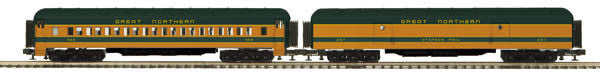 O 70' Madison 2-Car Set GN