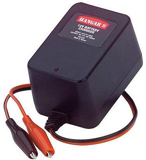 12V 600mAh Battery Charger