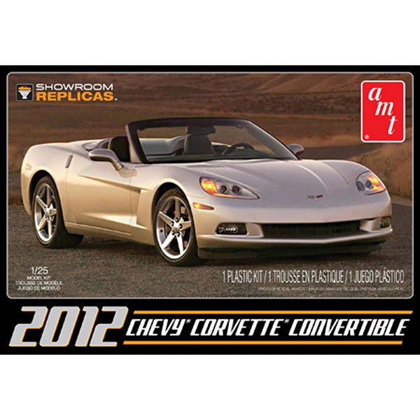1:25 '12 Chevy Corvette Conv
