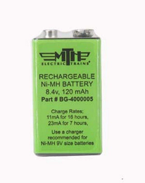 O ProtoSnd Rechargeable Battry