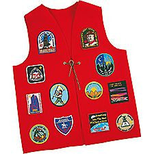 Adult Patch Vest