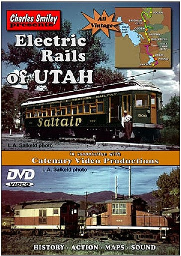 Electric Railways of Utah