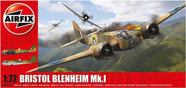 1:72 UK Mlenheim MKI -  A04016