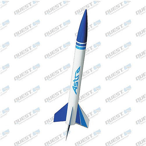 Astra I Flying Model Rocket