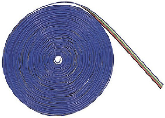 50' Ribbon Wire 26 Gauge/5-Con