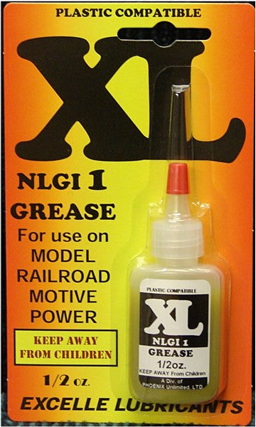 .5oz.  Model RR NLGI Grease
