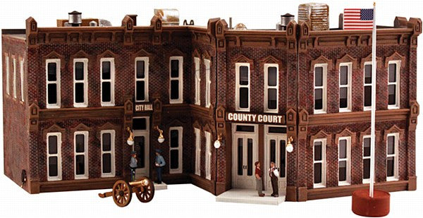 N Country Courthouse Kit