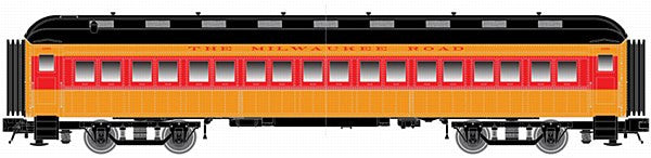 O 60' Commuter Coach MILW